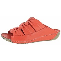 Andrea conti 1739600, mules femme, rouge (rot...