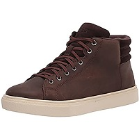 Ugg men's baysider high weather shoes grizzly...
