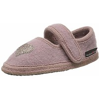 Haflinger slipper glitter, mule mixte adulte,...