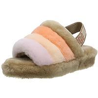 Ugg women's fluff yeah slide slipper beachwood...