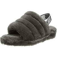 Ugg femme fluff yeah slide slip on slipper,...