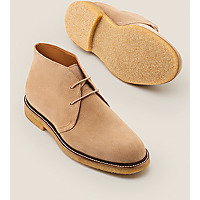 Bottines chukka neu homme boden, natural