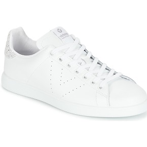 Baskets basses deportivo blanc victoria