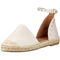 Only onleva-10 pu ankle wrap espadrillos,...